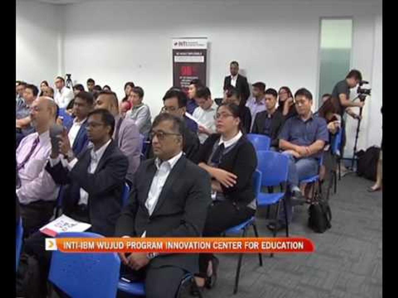 Inti - IBM wujud program Innovation Center For Education