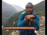 Kental hadapi cabaran Annapurna Base Camp