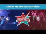 Highlights: All-Star Thailand (TPL) vs All-Star Singapore (SLS) - Garena All-Star 2017 Highlight
