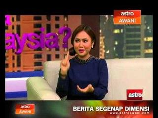 Apa Kata Malaysia?: Bersama Feeya Iskandar