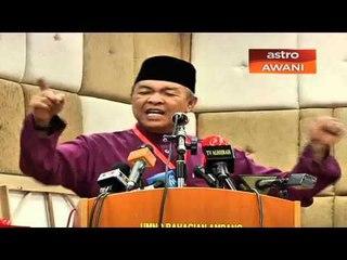 Ucapan perasmian Zahid Hamidi di mesyuarat UMNO Bahagian Ampang