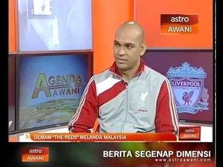 """Demam """"The Reds"""" melanda Malaysia"""