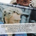 Mort de Johnny Hallyday: Recueillement à Marnes-la-Coquette