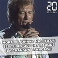 Mort de Johnny: Ses tubes qui ont marqué la chanson française