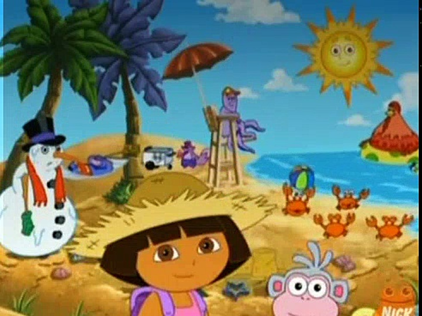 Dora the Explorer -418 - The Mixed-Up Seasons