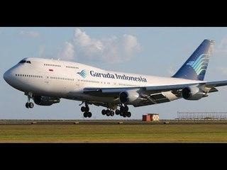 Garuda to retire Boeing 747-400s