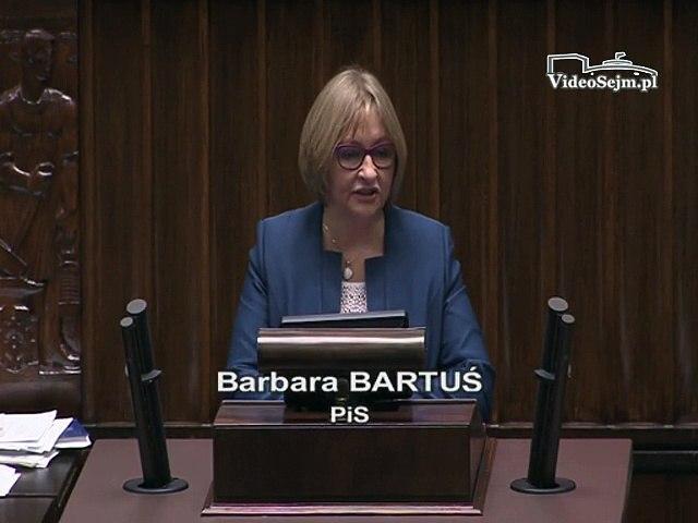 Barbara Bartuś - 22.11.17
