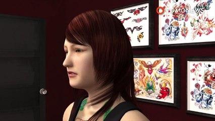 Tatuaje ocular: Modelo considera remover su ojo después que su tatuaje resultara mal - TomoNews
