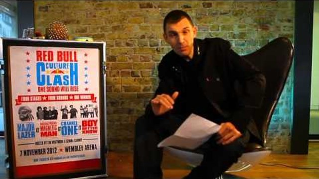 Red Bull Culture Clash - Tim Westwood - Sunny Tah x Annie Mac