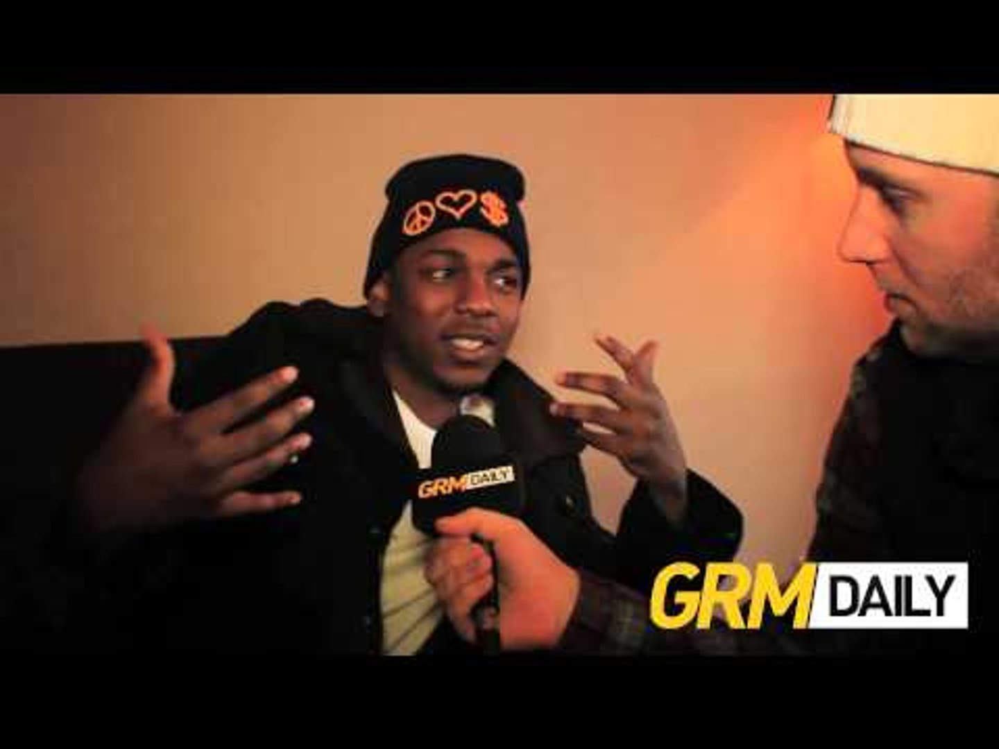 KENDRICK LAMAR TALKS ALBUM, BLOODS AND CRIPS, ASAP ROCKY AND MORE
