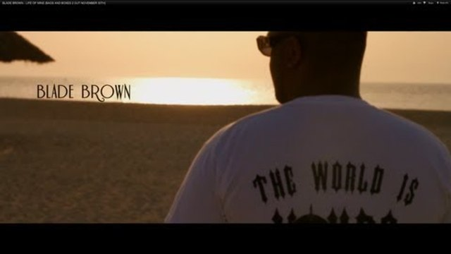 Blade Brown - Life Of Mine (Prod. by Carns Hill) [Music Video] | GRM Daily