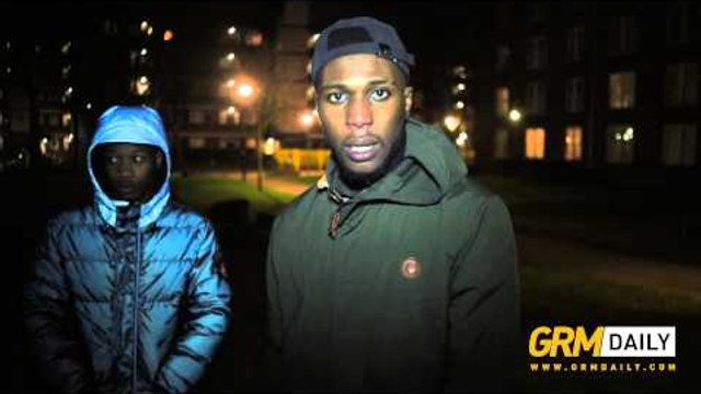 Fend & Antz feat Prowler and L's - Rap Tings Easy [GRM Daily]