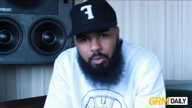 Stalley talks Arsenal, Grime and UK talent [GRM Daily]