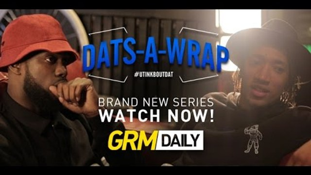 Dats A Wrap - Grime Beef - Ghetts The Best? Episode 1 [GRM Daily]