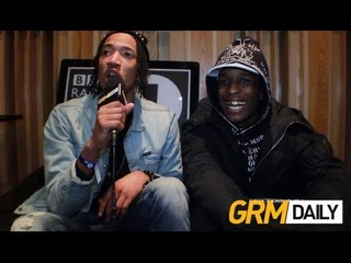 A$AP ROCKY CHATS ABOUT FASHION AND BAD B*TCHES [GRM DAILY]