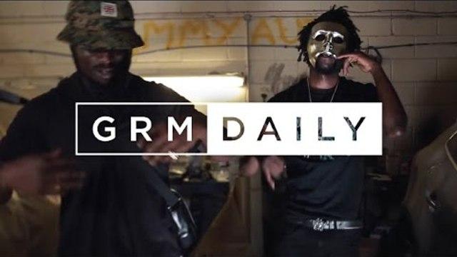 Nana Dams ft. LD (67) - Buss A Jugg (Prod. by Carns Hill) [Music Video] | GRM Daily