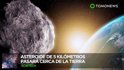 Asteroide gigante: 3200 Phaethon pasará cerca de la tierra en diciembre - TomoNews