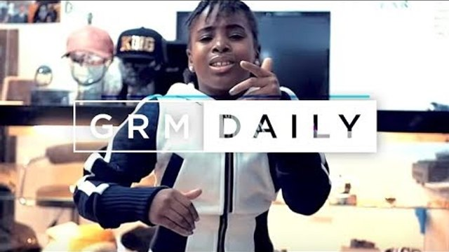 Lil Shan Shan (9 year old rapper)  - Walk In The Park [Music Video] | GRM Daily