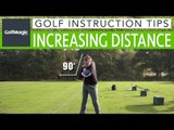 Golf Instruction Tips #10: How to increase distance