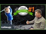 Young Golfer Swings It Just Like Rory McIlroy!