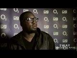 O2 THINK BIG: SWAY & RUDIMENTAL
