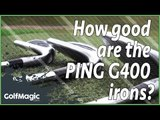 PING G400 Irons review: Best improvement golf irons in 2017? | GolfMagic Club Test