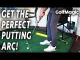 Easy Golf Putting Tips And Drills | Improve your putting at home | GolfMagic
