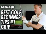 How To Get The Perfect Golf Grip | Best Golf Beginner Tips #1 | GolfMagic