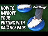 How To Improve Your Balance When Putting   Easy Golf Putting Tips And Drills