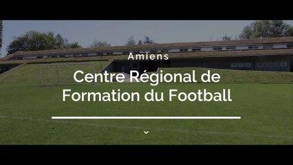 Présentation du Centre de Formation de l'Amiens SC
