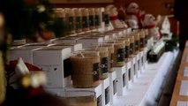 """Marché de Noël de Mulhouse (5/6): des bougies naturelles """"made in Alsace"""""""