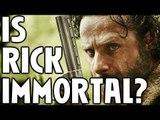 Is Rick Grimes Immortal? - Walking Dead  Season 7 Theories