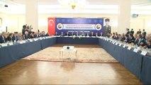 Gıda Tarım ve Hayvancılık Bakanı Ahmet Eşref Fakıbaba, Ticaret Borsaları Konsey Toplantısı'nda...