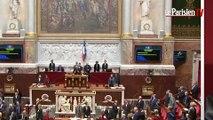 Johnny Hallyday : standing ovation à l'Assemblée nationale