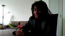 Bruxelles: l'imitateur cap-verdien de Johnny Hallyday (3)