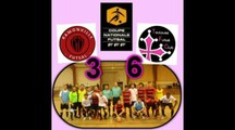 Coupe Nationale Futsal : Qualification, Ramonville Futsal - Toulouse Futsal Club ; 4 décembre 2017