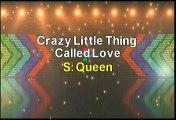 Queen Crazy Little Thing Called Love Karaoke Version