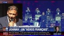 Mort de Johnny Hallyday: les hommages de Jacques Pessis, Jacqueline Veyssière, Bruno Jeudy, Alain Grasset et Valéry Zeitoun