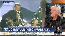 """Avec la mort de Johnny """"une page de ma vie se tourne"""", dit Hugues Aufray"""