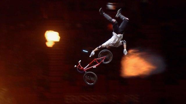 Another Broken Leg | The Original Nitro Circus Live