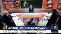 Mort de Johnny Hallyday: les hommages de Gilles Lhote, Jacques Pessis, Alain Grasset, Candice Mahout et Julien Clerc