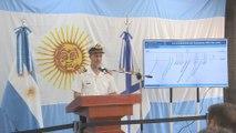 Armada argentina niega llamadas de emergencia desde el submarino desaparecido