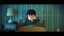 Les pires cauchemars des enfants illustrés dans un court-métrage