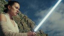 'Star Wars: The Last Jedi' Clip Shows Rey Asking For Luke Skywalker's Help