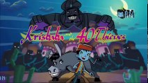 Hindi Krrish Baba 40 Chor Cartoons for Entertainment of Kids