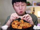 NEW! 멕시카나 치토스 치킨 먹방이닷! 맥시카나 치토스치킨 리얼사운드 먹방! 옥탑방미식가 ASMR #119화 Mexicana Cheetos Chicken