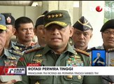 Panglima TNI Rotasi 85 Perwira Tinggi Mabes TNI