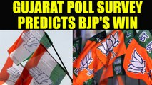 Gujarat Assembly elections : BJP predicted as clear winner in poll surveys | Oneindia News