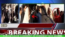 PMLN leader Maiza Hameed Got Insulted while Entering Nab Court-BMvpVEasKqQ