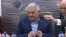 """Başbakan Yıldırım'dan 'Kudüs' Açıklaması- Başbakan Binali Yıldırım: - """"Buranın Konumu, Statüsüyle..."""